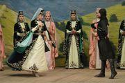 Государственный фольклорный ансамбль песни и танца «Магас», проведет благотворительный концерт к Международному Дню инвалидов.